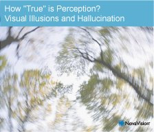 "How ""True"" Is Perception? Visual Illusions And Hallucination"