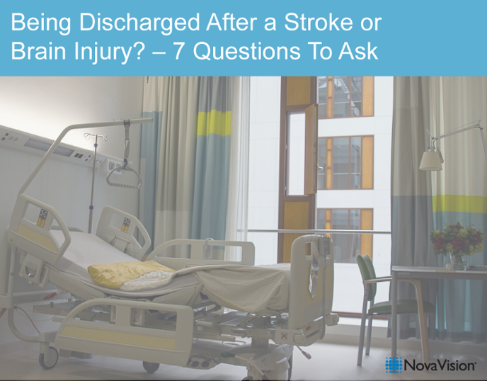 Being Discharged After A Stroke Or Brain Injury? – 7 Questions To Ask