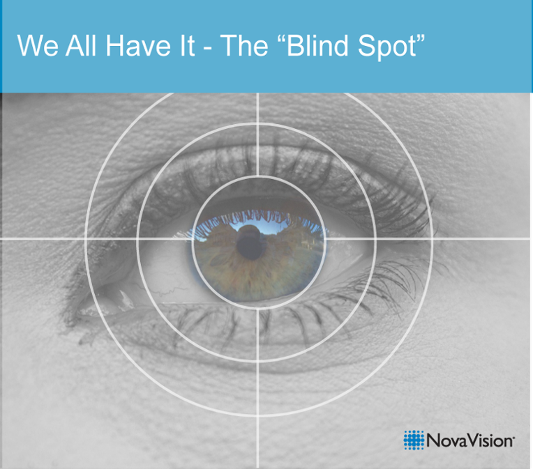 """We All Have It – The """"Blind Spot"""""""