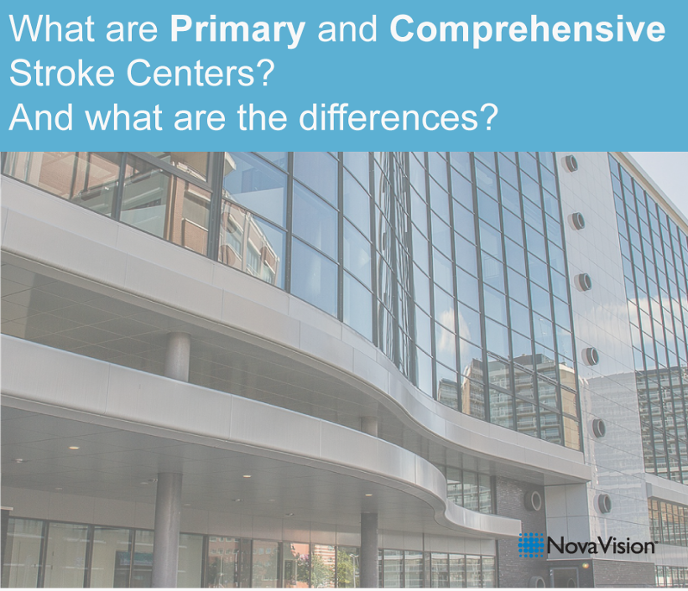 What Are Primary And Comprehensive Stroke Centers? And What Are The Differences?