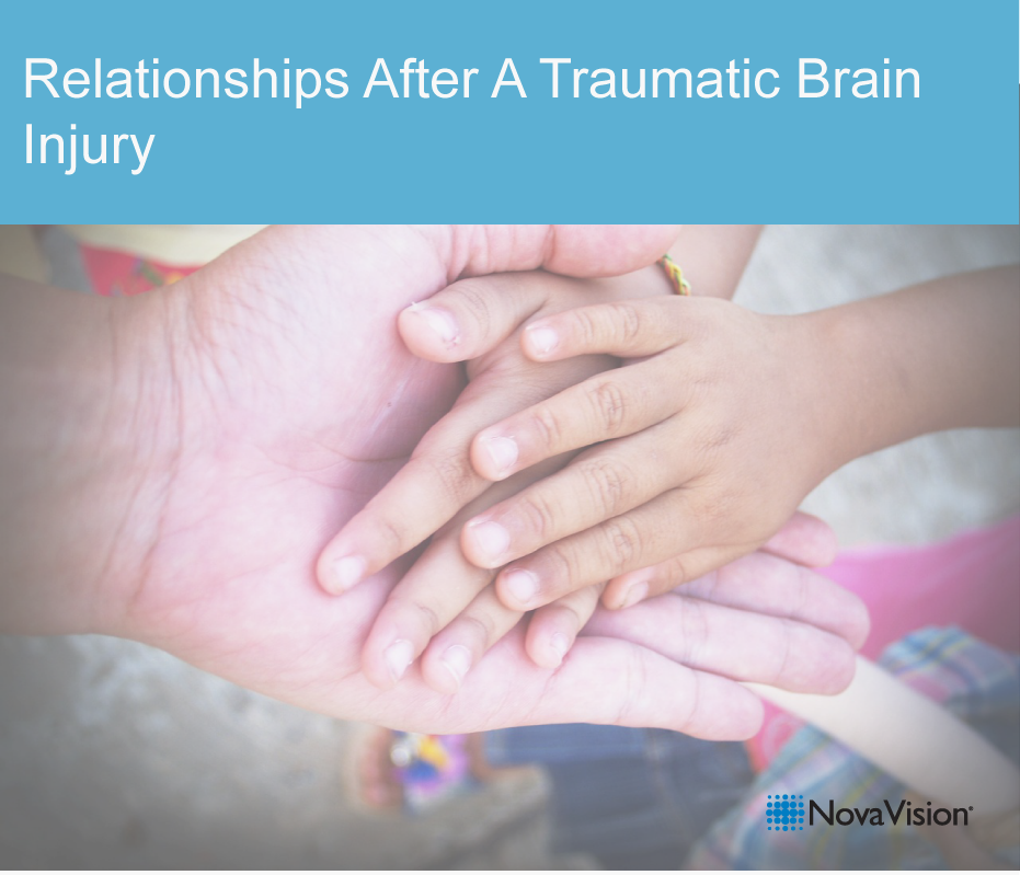 Relationships After A Traumatic Brain Injury