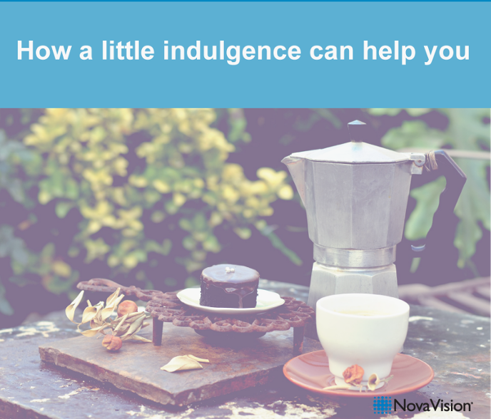 How A Little Indulgence Can Help You