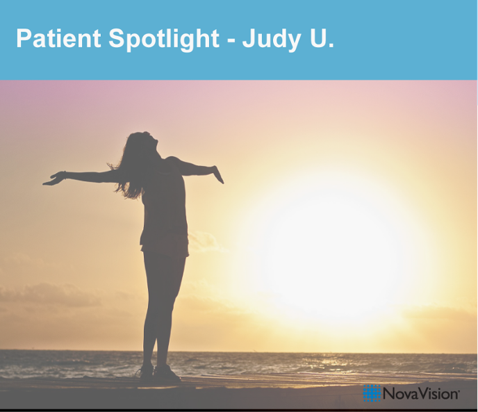Patient Spotlight – Judy U.