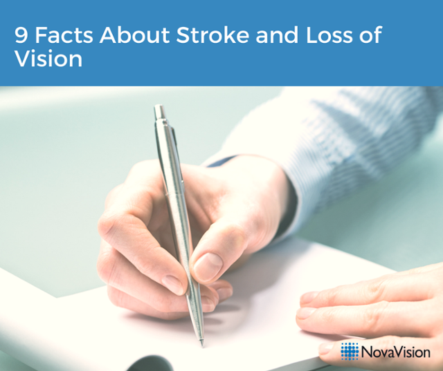9 Facts About Stroke And Loss Of Vision