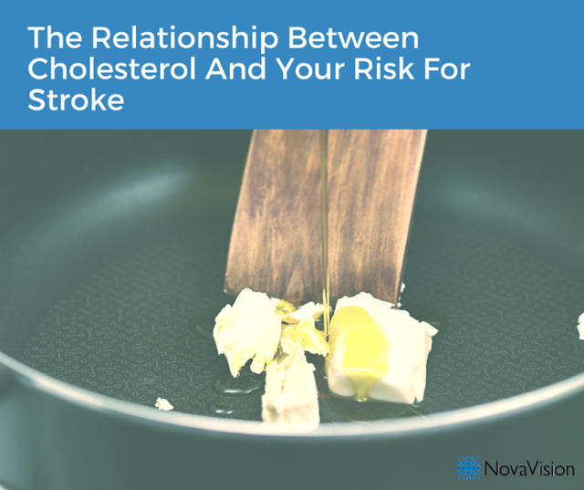 The Relationship Between Cholesterol And Your Risk For Stroke