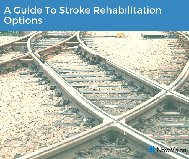 A Guide To Stroke Rehabilitation Options