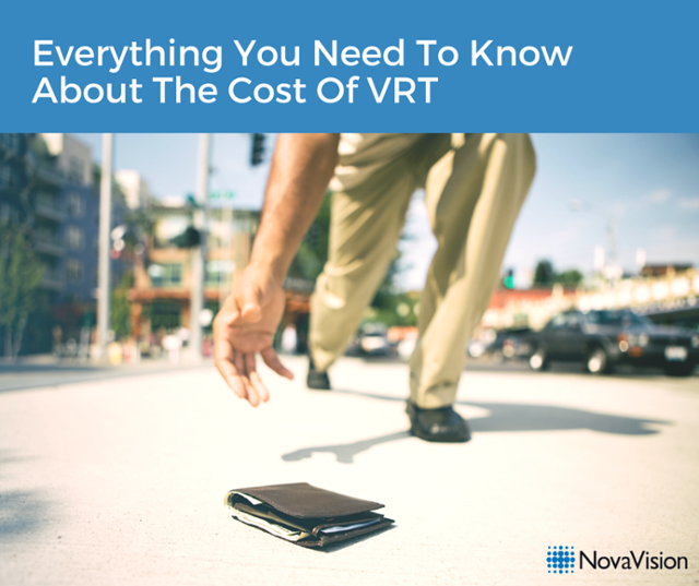 Everything You Need To Know About The Cost Of VRT