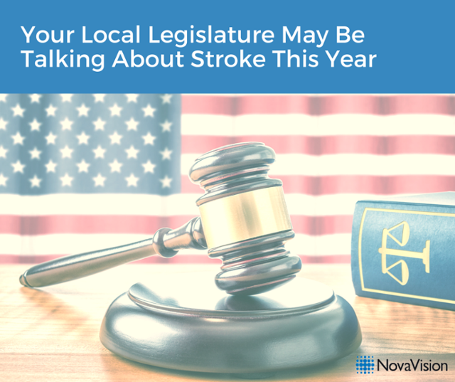 Your Local Legislature May Be Talking About Stroke This Year