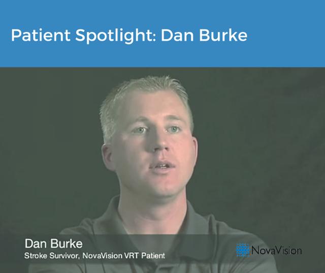 Patient Spotlight- Dan Burke