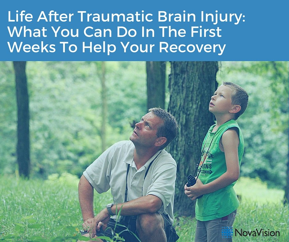 Life After Traumatic Brain Injury: What You Can Do In The First Weeks To Help Your Recovery