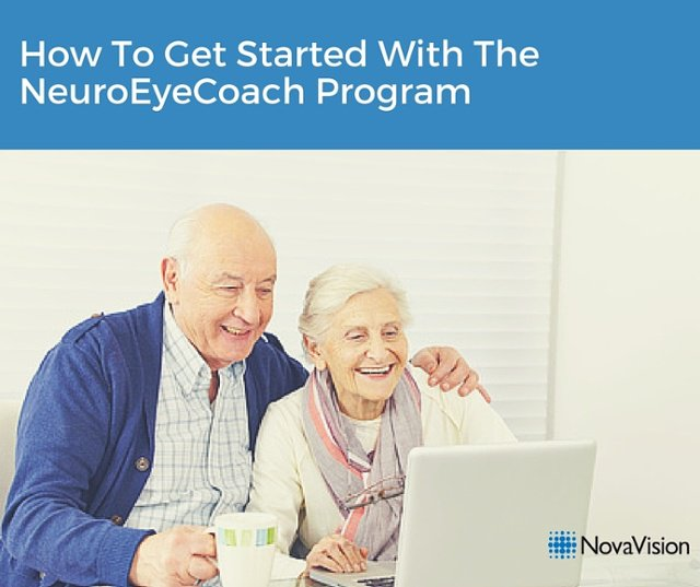 How To Get Started With The NeuroEyeCoach Program