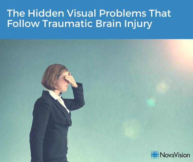 The Hidden Visual Problems That Follow Traumatic Brain Injury